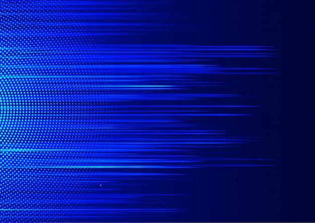 Abstracte beweging achtergrond Gratis Vector