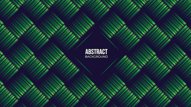 Abstracte donkergroene achtergrondkleur Premium Vector