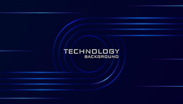 Abstracte elegante digitale achtergrond Premium Vector