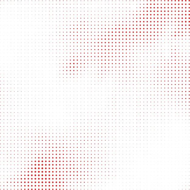 Abstracte elegante halftone achtergrond Gratis Vector