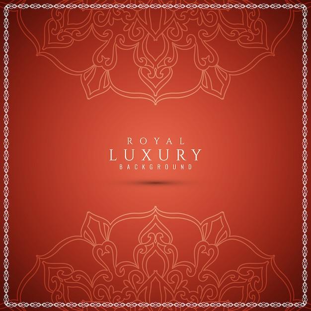 Abstracte elegante luxe achtergrond Gratis Vector