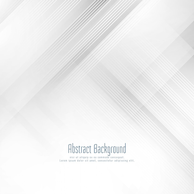 Abstracte futuristische geometrische achtergrond Gratis Vector
