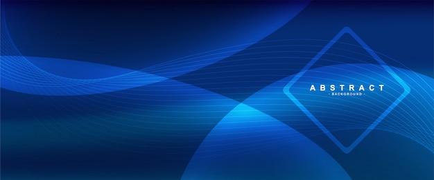 Abstracte futuristische technische achtergrond Premium Vector