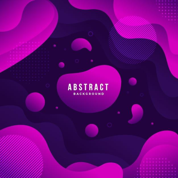 Abstracte geometrische kleurrijke achtergrond Premium Vector