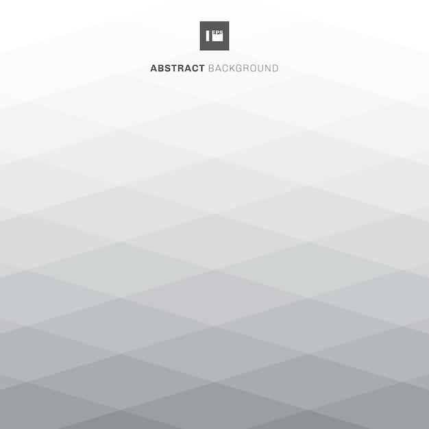 Abstracte geometrische naadloze patroon witte achtergrond Premium Vector