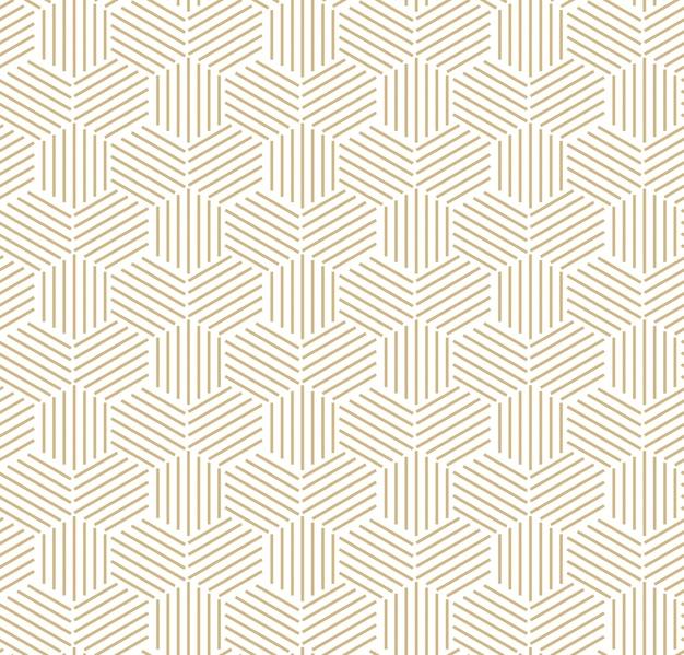 Abstracte geometrische patroon achtergrond Gratis Vector