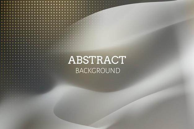 Abstracte golvende achtergrond Gratis Vector