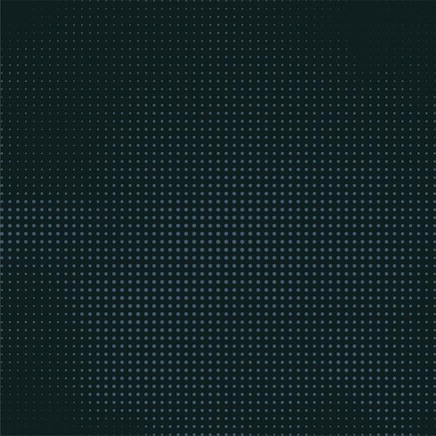Abstracte halftone moderne achtergrond Gratis Vector