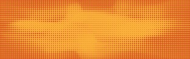 Abstracte halftone puntenachtergrond Premium Vector