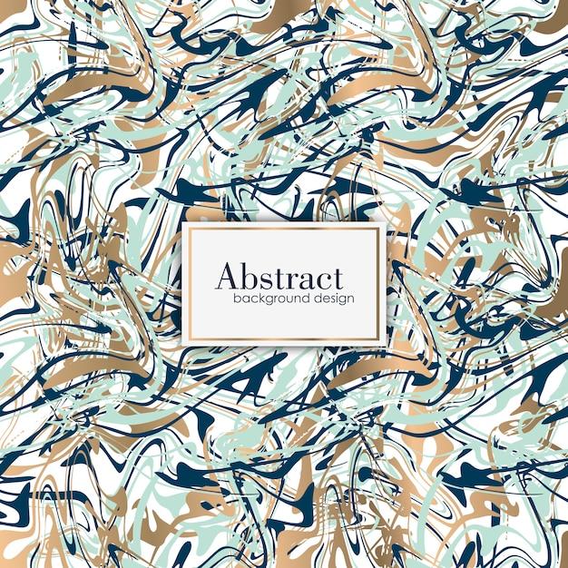 Abstracte minimale patroonachtergrond Gratis Vector