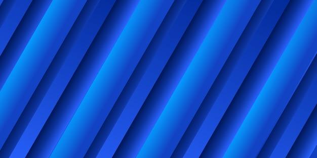 Abstracte moderne kleurrijke achtergrond met kleurovergang blauwe textuur Premium Vector