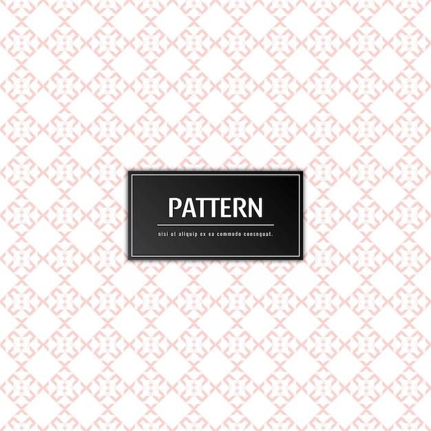 Abstracte moderne patroonachtergrond Gratis Vector