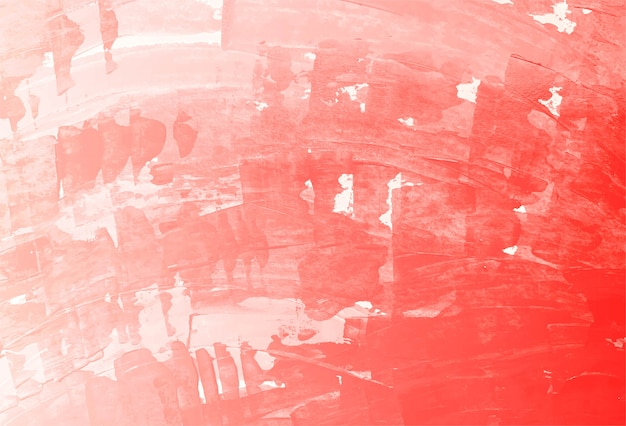 Abstracte roze aquarel textuur achtergrond Gratis Vector