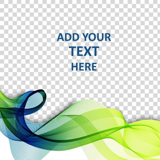 Abstracte sjabloon kleur flyer Gratis Vector