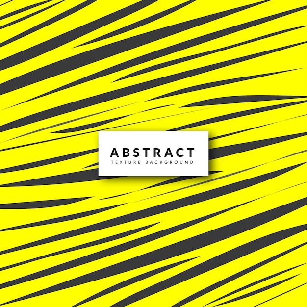 Abstracte tijger streep patroon achtergrond Gratis Vector