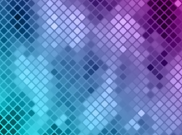 Abstracte trend kleur neon achtergrond vector set Gratis Vector