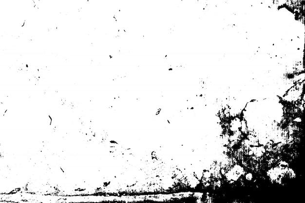 Abstracte vector grunge oppervlaktetextuurachtergrond. Premium Vector