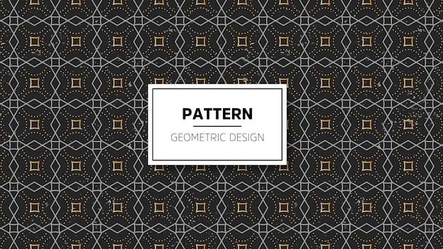 Abstracte veelhoekige patroonachtergrond Gratis Vector