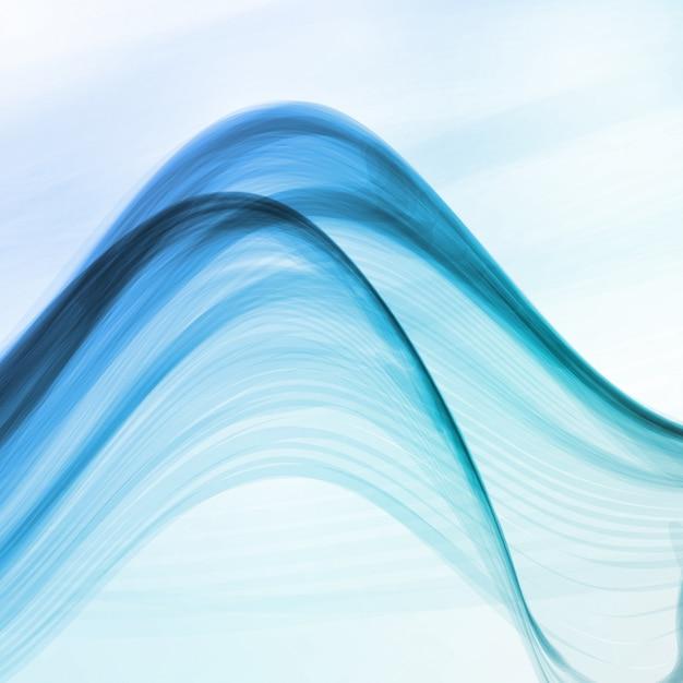 Abstracte waterachtergrond Premium Vector