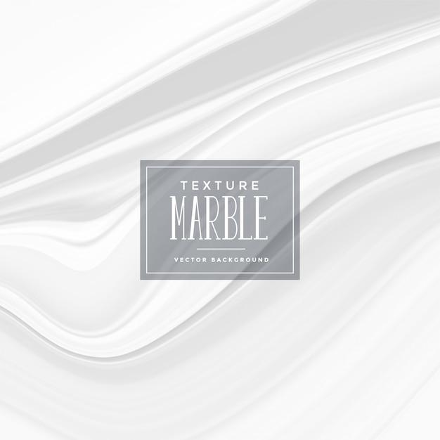Abstracte witte marmeren textuurachtergrond Gratis Vector