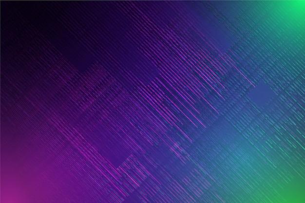Achtergrond abstracte pixelregen Gratis Vector