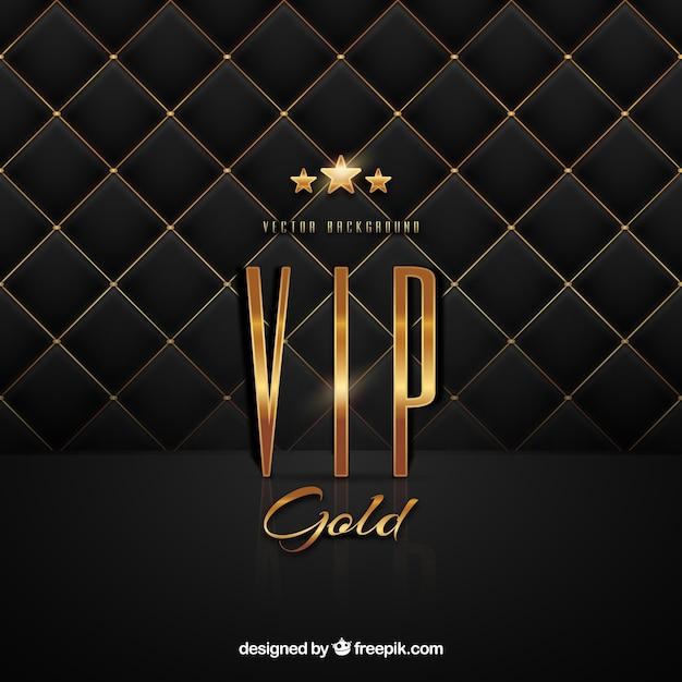 Achtergrond met gouden details Gratis Vector