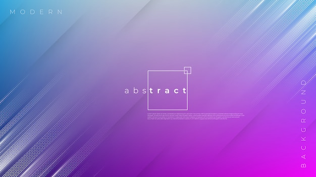 Achtergrond met kleurrijke abstracte beweging Premium Vector