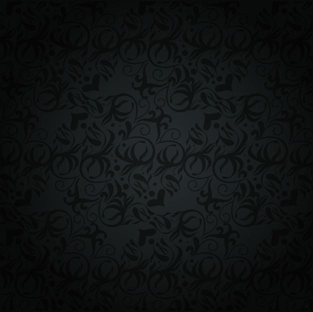 Achtergrond van de luxe de sier grafische textuur Gratis Vector