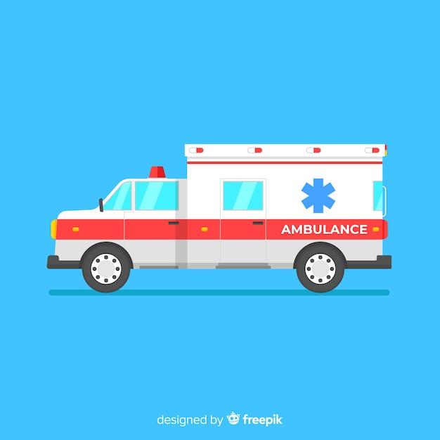 Ambulance Gratis Vector