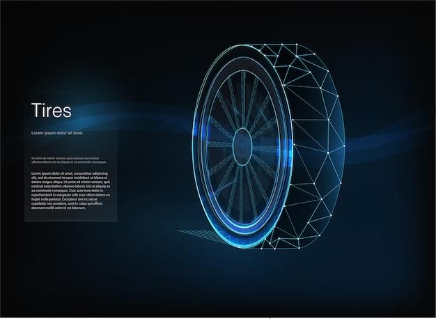 Analysegegevens en investeringen. analysegegevens op isometrische laptop. online statistieken en data-analyse. digitale geldmarkt, investeringen, financiën en handel. Premium Vector