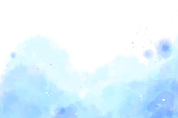 Aquarel achtergrond Gratis Vector