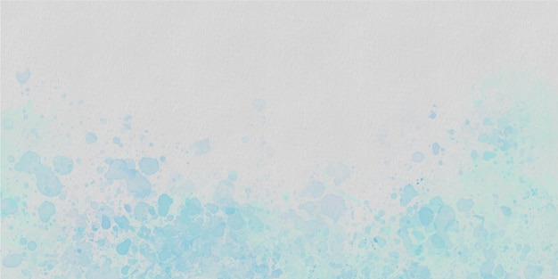 Aquarel vlekken textuur achtergrond Gratis Vector
