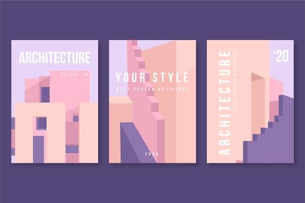 Arhitecture omvat Gratis Vector