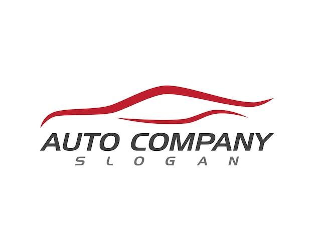 Auto Logo Sjabloon Vector Premium Download