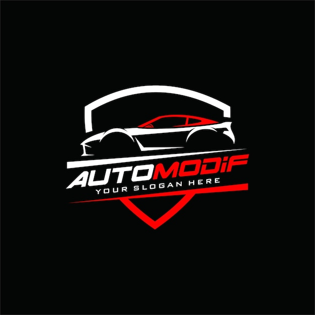 Auto Logo Vector Vector Premium Download