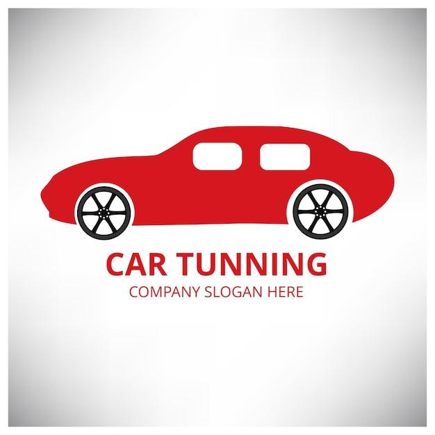 Auto Tuning Auto Repair Service Auto Vector Gratis Download