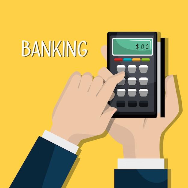 Bankzaken en financiën Gratis Vector