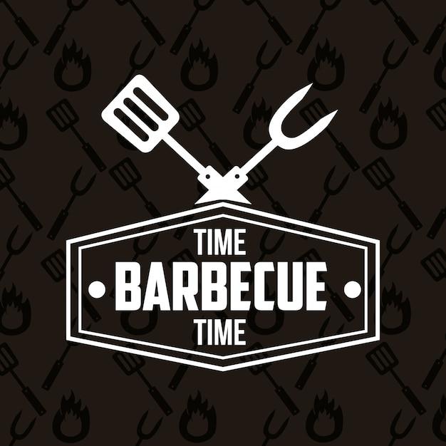 Barbecue Gratis Vector