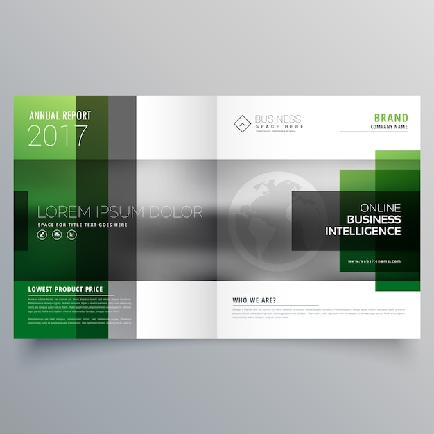 bedrijf bifold folder brochure brochure of magazine cover pagina