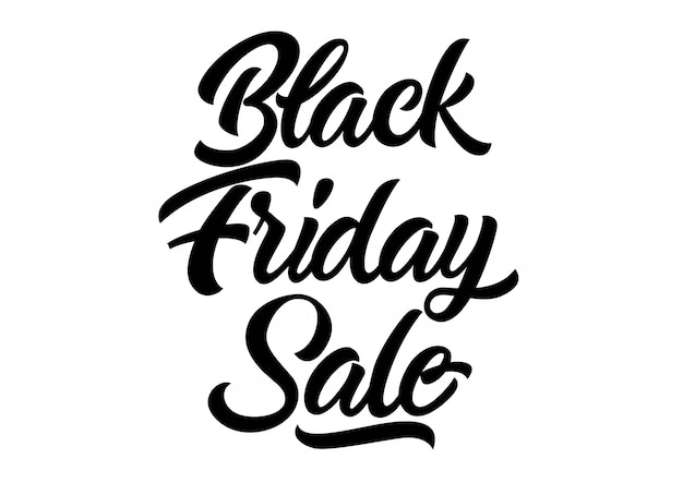 Black friday-verkoopbriefing Gratis Vector