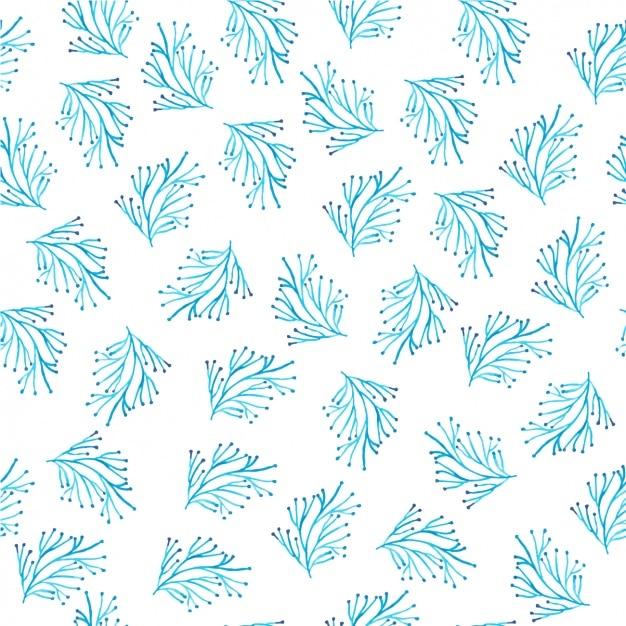 Blauw boom patroon ontwerp vector premium download - Grafiek blauw grijze verf ...