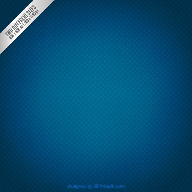 Blauwe gestippelde achtergrond Gratis Vector
