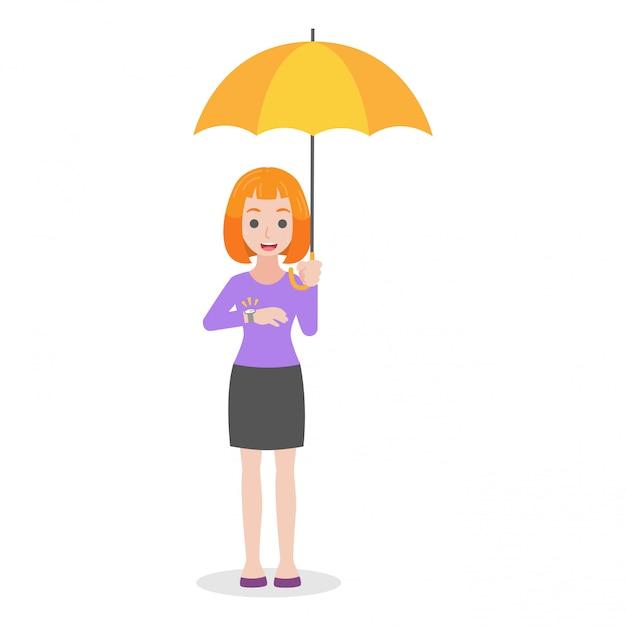 Blijf koel zonnesteek zonnesteek medische heath care Premium Vector