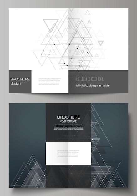 Brochure Premium Vector