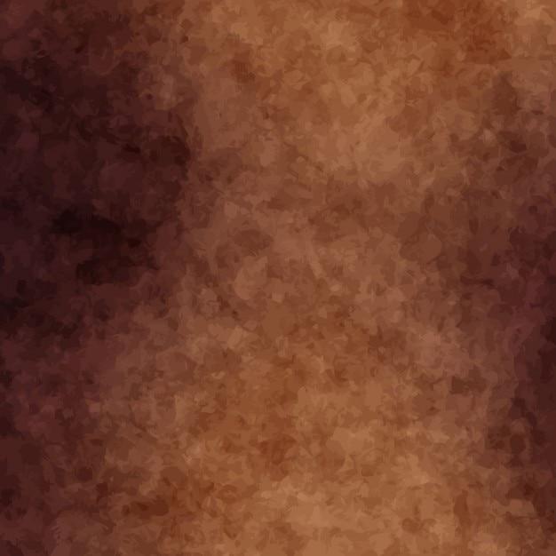 Brown grunge textuur ontwerp Gratis Vector