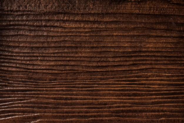 Bruine houten bevloering geweven achtergrond Gratis Vector