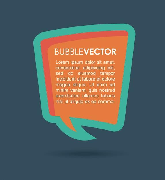 Bubbel Gratis Vector