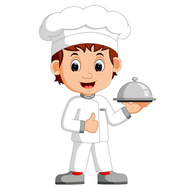 Afbeeldingsresultaat voor kok en muziek cartoon