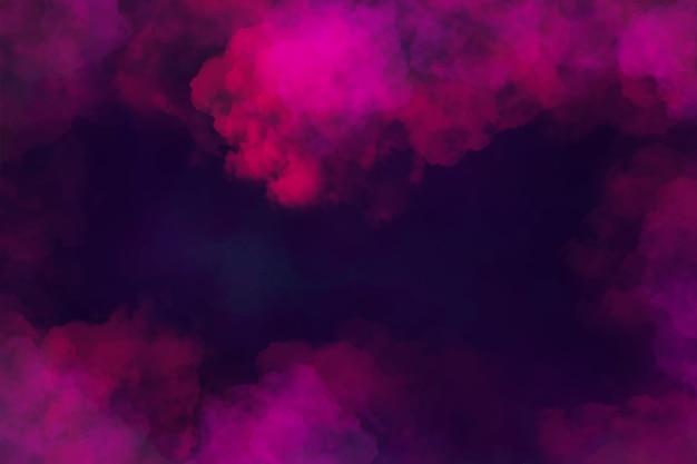 Cloud achtergrond Gratis Vector