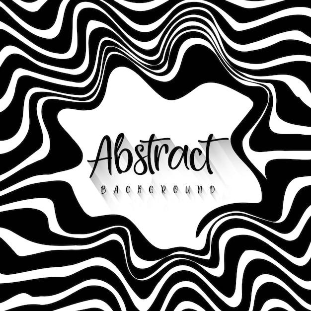 Creatieve memphis abstracte achtergrond Gratis Vector